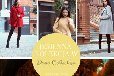 Jesienna moda w Dana Collection