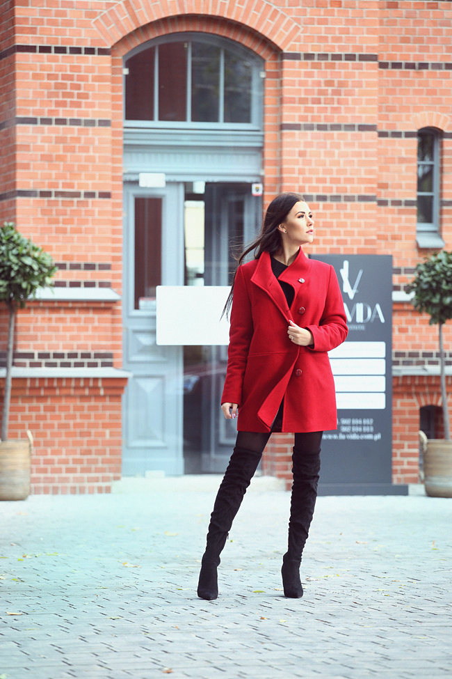 Jak dobrać jesienny płaszcz do figury?